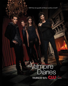 The Vampire Diaries Poster Season 4