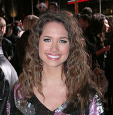 Maiara Walsh photo from the When in Rome Premiere in LA