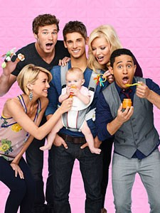 The Cast of Baby Daddy