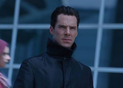 Benedict Cumberbatch in Star Trek Into Darkness International Trailer
