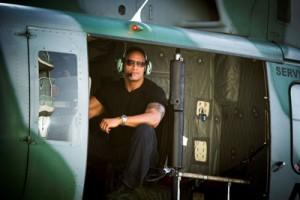 Dwayne Johnson brings audiences 'The Host'