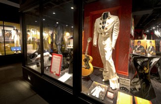Elvis Live from Vegas at Graceland