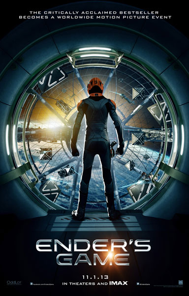 Ender's Game Theatrical Poster