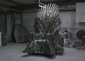 Game of Thrones Iron Throne Contest