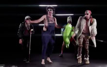 Golf Boys 2.Oh Music Video