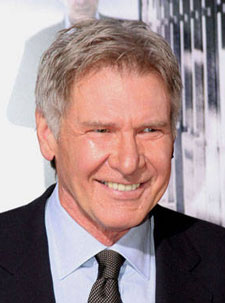 Harrison Ford Smiling