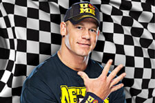 John Cena Participates Hurricane Sandy Auction