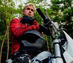 Ryan Gosling stars in The Place Beyond the Pines - Red Jacket Auction