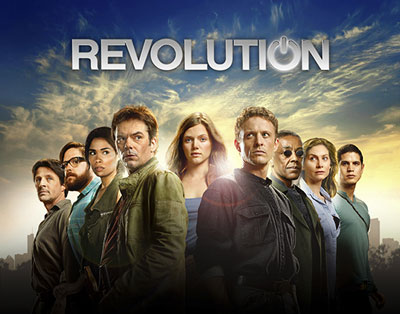 Revolution Cast at Wondercon