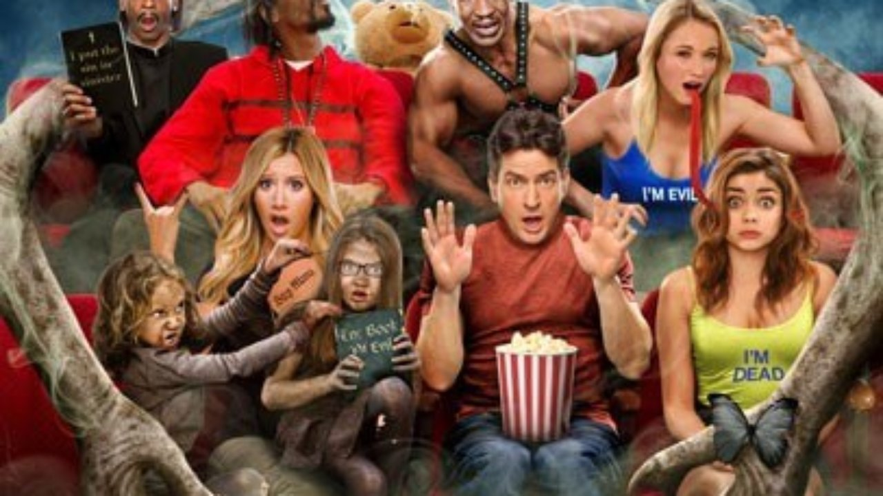 Scary Movie 5 Has A New Official Poster