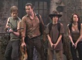 SNL Skit The Walking Dead with Kevin Hart
