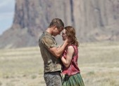 Max Irons and Saoirse Ronan star in 'The Host'
