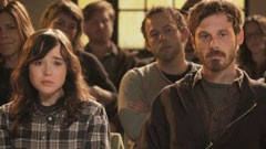 Ellen Page and Scoot McNairy in Touchy Feely