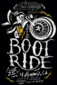 2013 Boot Ride for Charity