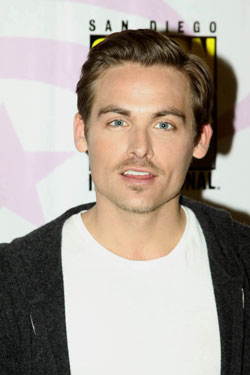 Kevin Zegers at the 2013 WonderCon