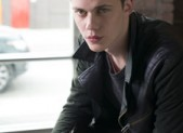 Bill Skarsgard in Hemlock Grove