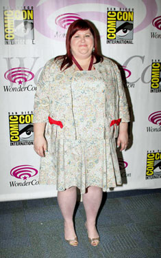 Cassandra Clare at the 2013 WonderCon