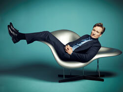 Conan O'Brien Renewed by TBS