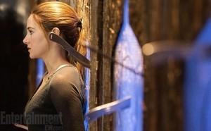 Shailene Woodley in Divergent First Photo