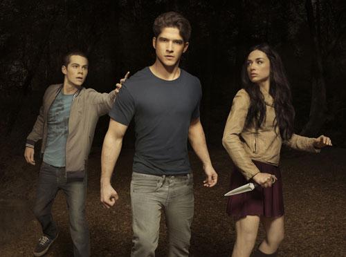 Tyler Posey stars in Teen Wolf