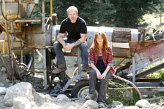 Patrick Doyle and Kristen Luman from Ghost Mine