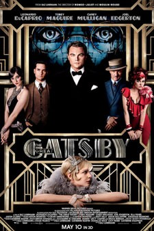 The Great Gatsby New Poster and Trailer