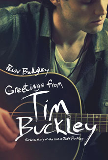 Greetings from Tim Buckley Poster with Penn Badgley