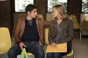 Jason Biggs and Taylor Schilling in Orange is the New Black