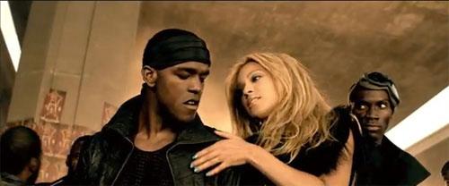 Luke James and Beyonce
