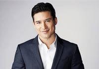 Mario Lopez Hosts 'The X Factor'