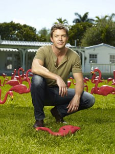 Matt Passmore stars in 'The Glades' - Photo by Martin Schoeller