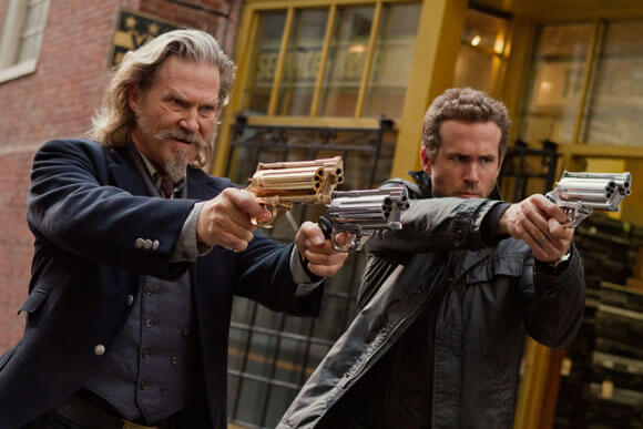 RIPD Trailer starring Jeff Bridges and Ryan Reynolds
