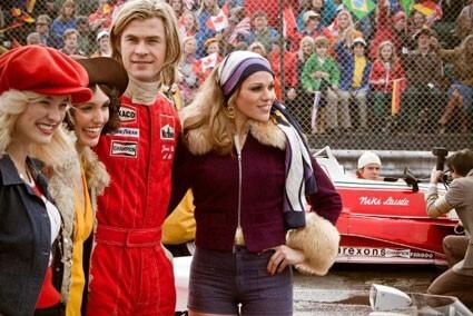 Chris Hemsworth stars in Rush Trailer