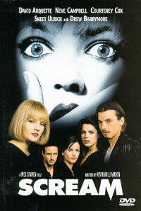 'Scream' on DVD