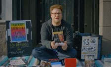 Seth Rogen Hilarity for Charity