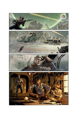 Star Wars Comics from Lucasfilm and Dark Horse