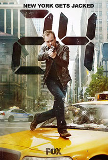 24 Season 8 Poster