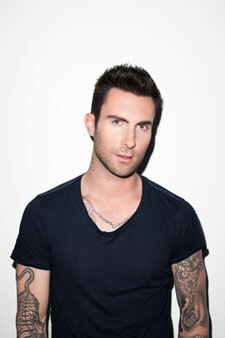 Adam Levine Earns President's Award at BMI