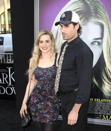 Alison Lohman and Mark Neveldine