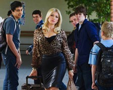 Ari Graynor stars in Bad Teacher