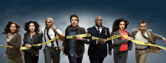 Brooklyn Nine Nine Cast Photo