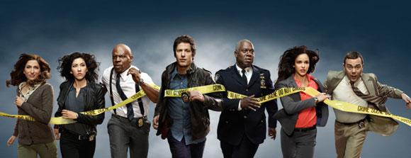 Brooklyn Nine Nine Cast Photo