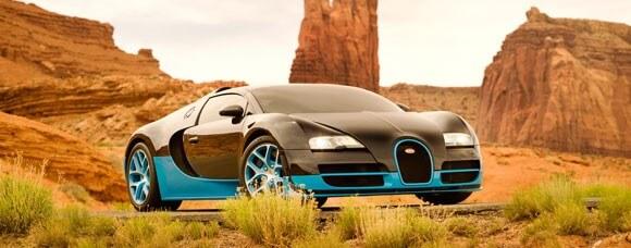Bugatti Grand Sport Vitesse from Transformers 4