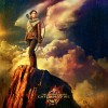 Hunger Games Catching Fire Katniss on a Mountain Poster