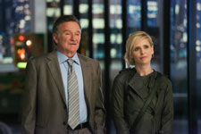 The Crazy Ones with Robin Williams and Sarah Michelle Gellar