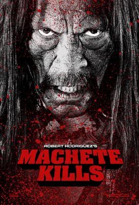 Danny Trejo Machete Kills Poster