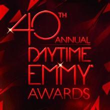 2013 Daytime Emmys Logo