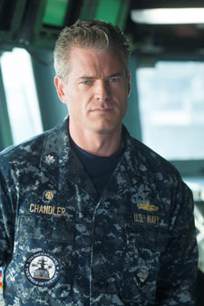 Eric Dane Stars in The Last Ship