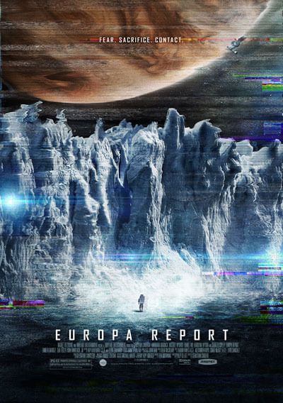 Poster for Europa Report