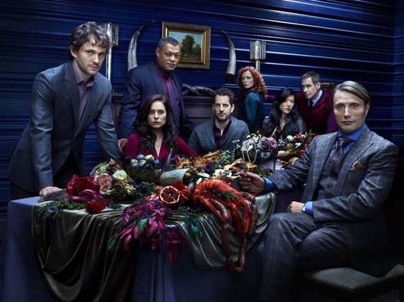 Hannibal Cast Photo